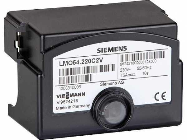 VIESSMANN 7816307 Ölfeuerungsautomat LMO 54.220 C2