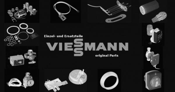 VIESSMANN 7811025 Frontplatte Netzteil