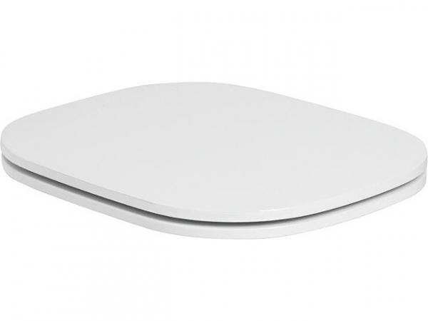 WC-Sitz GLAZE Standard,aus Thermoplast, Weiß
