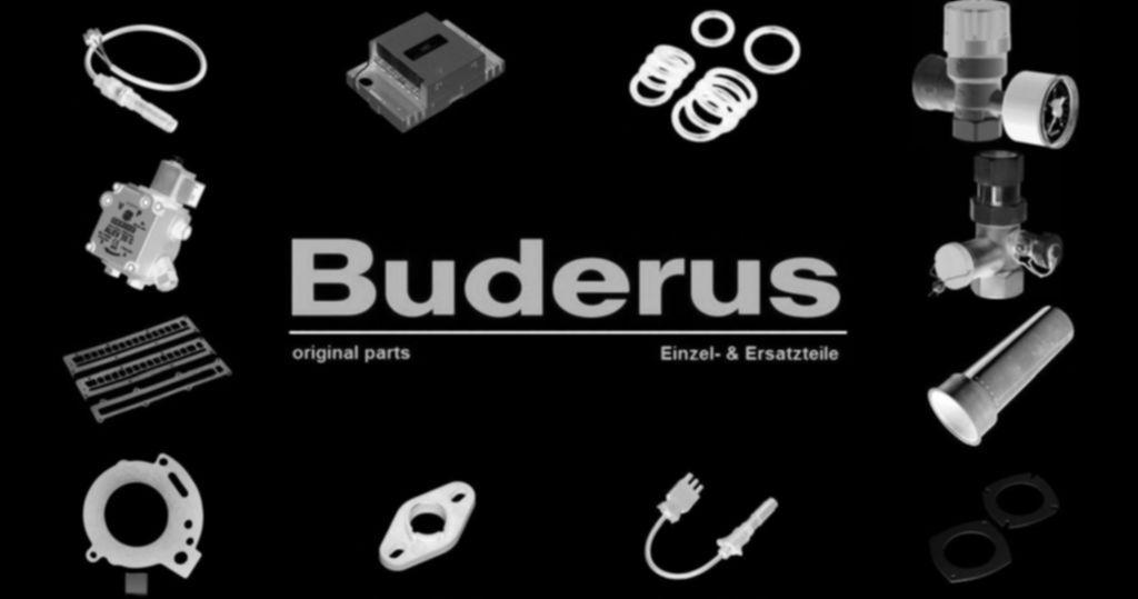 Buderus 87182257430 Rohrbogen 3/4