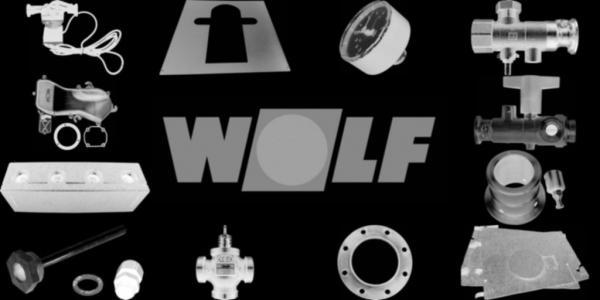 WOLF 2482579 Seitenverkleidung hinten rechts unteninkl. Befestigungsmaterial, Achat
