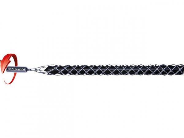 Kabelziehstrumpf RUNPOTEC d= 6-9mm, Gewinde RTG d = 6mm