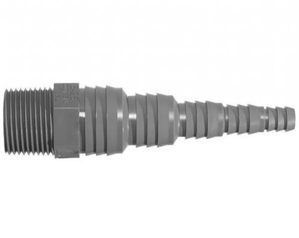 "Pumpennippel DN 20 (3/4"") AGx25-8mm"