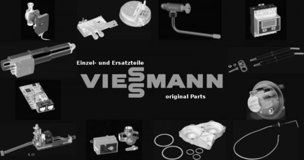 VIESSMANN 7835113 Manometer 0-9bar m.flex.Schlauch