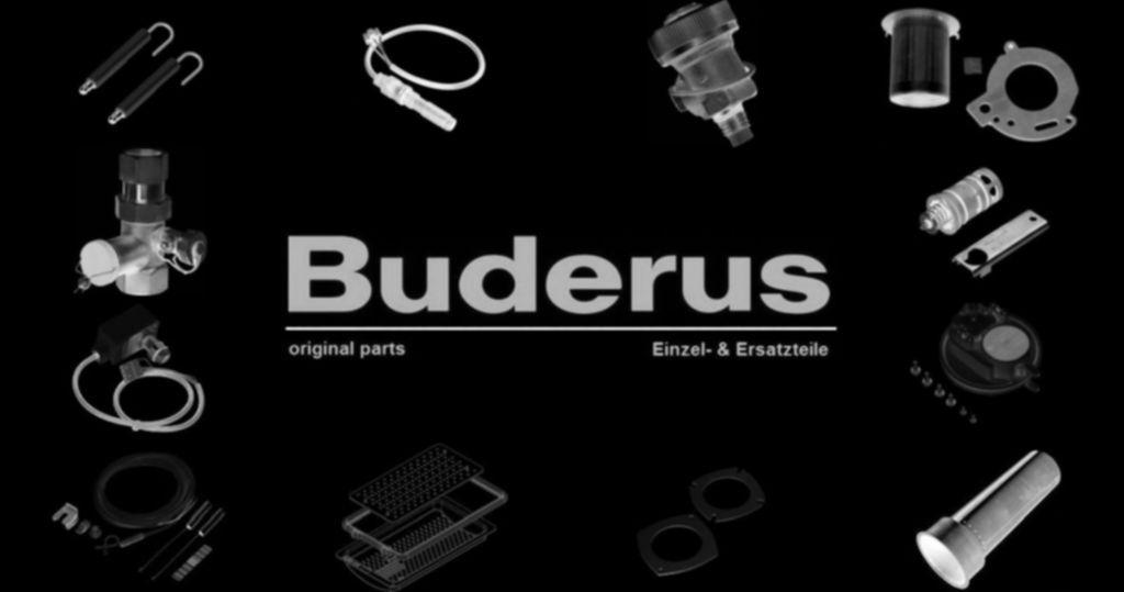 """Buderus 67900918 Rückschlagventil Eckform G1-1 1/2"""" everp"""
