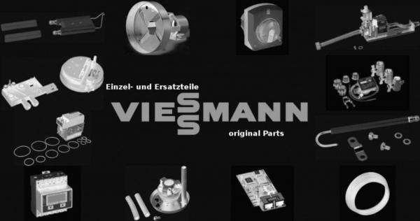 VIESSMANN 7818644 Frontplatte Schublade