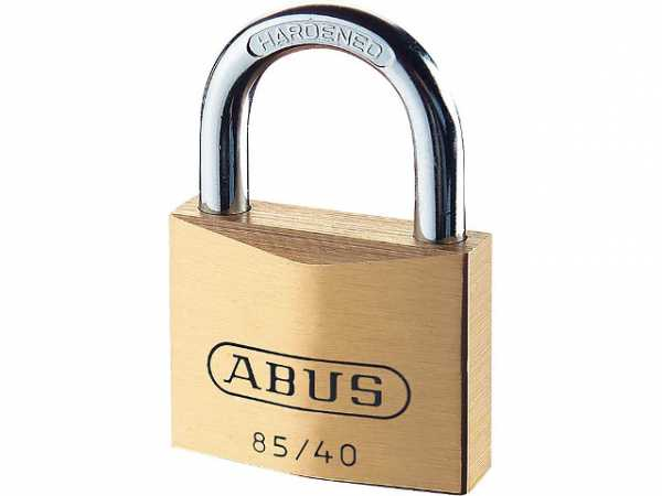 ABUS -Messing-Hangschloss Ausführung 85/50