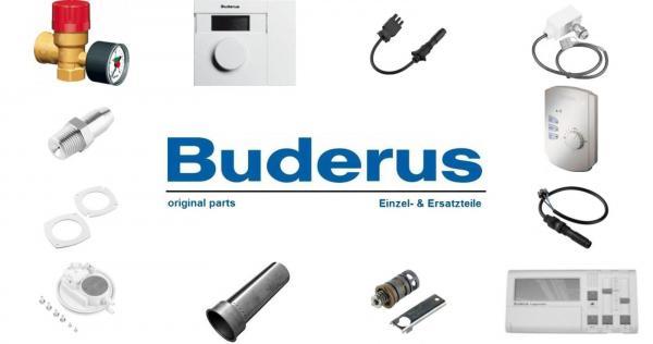Buderus 87090020 Grundbausatz Abgaskaskade für 2-Kessel DN110