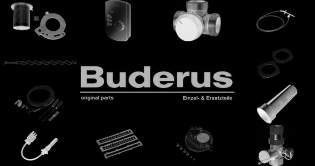 Buderus 8735100126 Anschlussleitung für Anode 2000mm everp