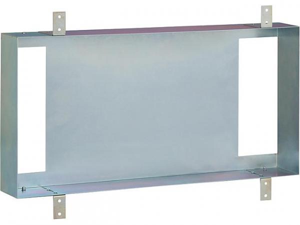 Stahl-Einbaurahmen, Wandeinbaunischen, BxHxT: 310x600x115 mm