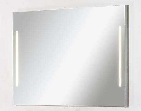 LANZET 7198312 Spiegel-Element, 120/84/4, T5-Leuchte, 2x14W
