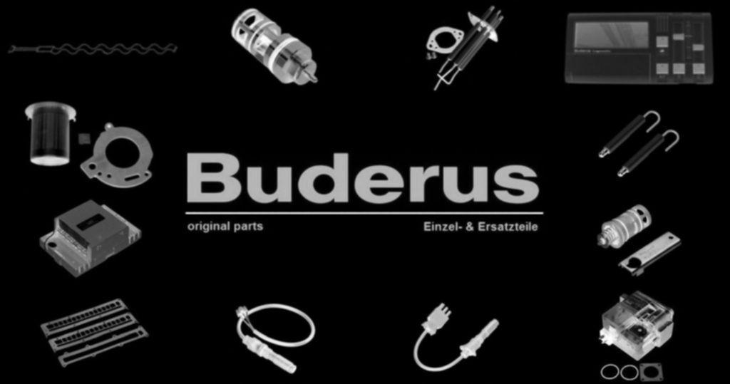 Buderus 8735100069 Wärmesch Pufferspeicher 1000/5-80V everp