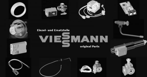 VIESSMANN 7835252 Oberblech hinten 40+50kW
