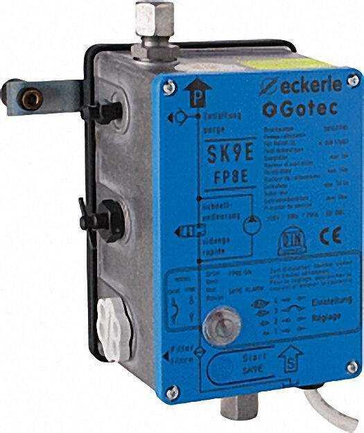 Eckerle Druckpumpenaggregat SK9E/FP8E mit elektr. Vierstufenregelung N