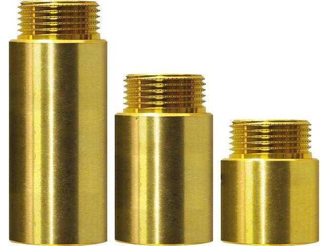 Hahnverlängerung 1/2' 30mm - Messing