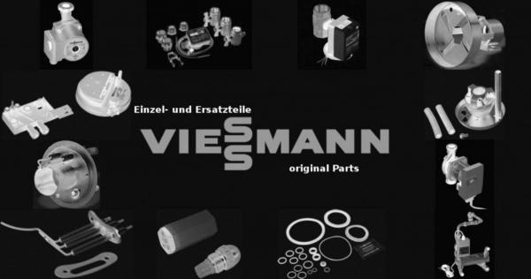 VIESSMANN 7333044 Hinterblech VIA/VIB22