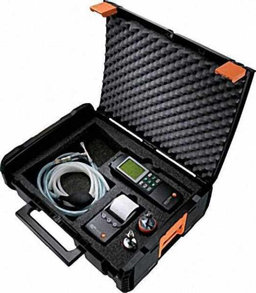 TESTO 0563 1328 Hochdruck-Set Typ 312-4
