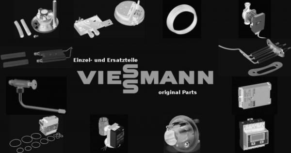VIESSMANN 5066854 Wärmedämm-Matte Brennerplatte