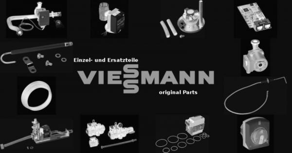 VIESSMANN 7815107 Montageplatte f. Fernbedienung