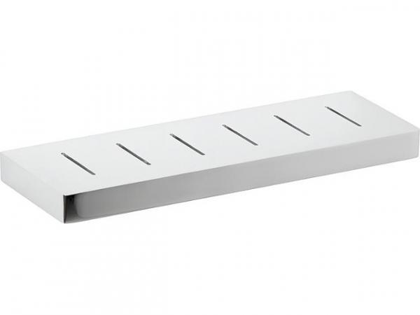 Ablagekonsole Erma L=300mm Messing verchromt inkl. Befestigung