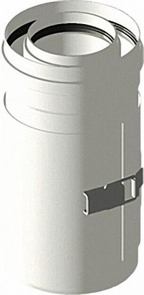Kunststoff-Abgassystem Kontrollrohr - DN 80/125