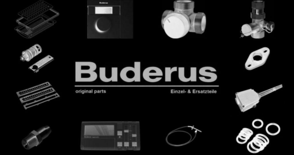 Buderus 63005887 Manometer D63 0-10bar