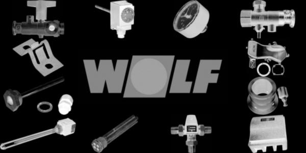 WOLF 8812033 Verkleidung oben NK 50/63