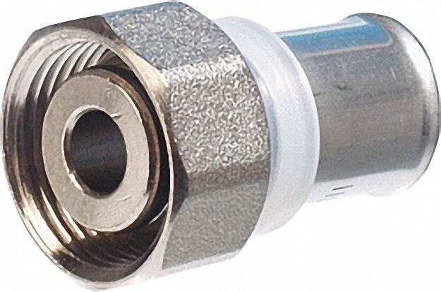Pressfitting für MSVR Anschlusspressverschraubung mit Eurokonus 16x2 -