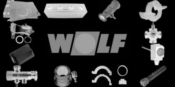 WOLF 8902379 Verkleidung komplett mit Isolierungund Designelemente, Achat