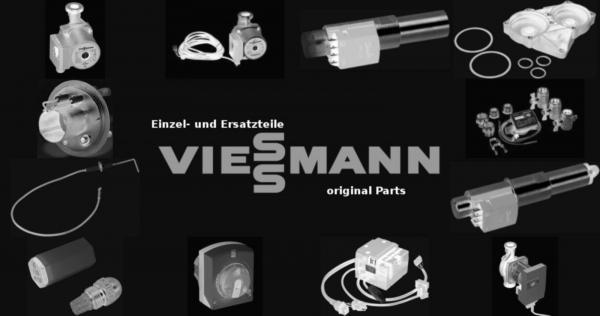 VIESSMANN 7810215 Aufnahme Betriebsanleitung