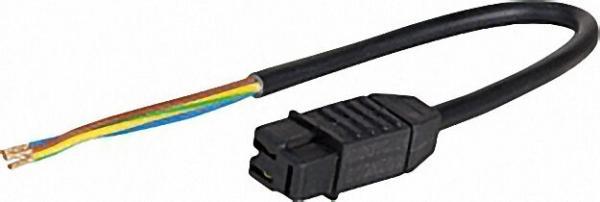 Netz-Steckerkabel für Trafo 300mm
