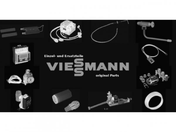 Viessmann Seitenblech oben 7840564