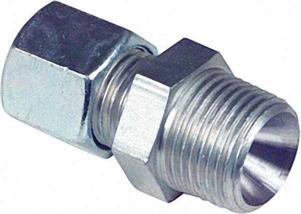 Schneidring - Verschraubung GEV 12mm x R 3/8'' Innenkonus