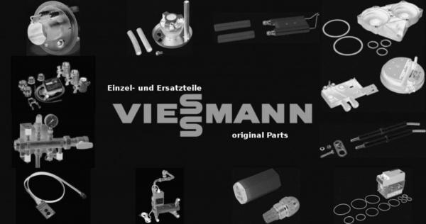 VIESSMANN 7810811 Abdeckung Steckeranschlussraum