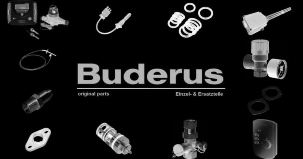 Buderus 87185444870 Wärmeschutz Pufferspeicher 750/5-120