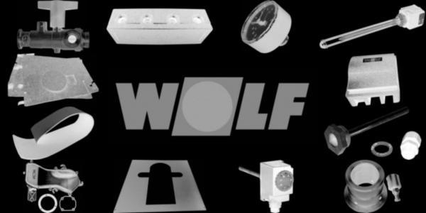 WOLF 8810342 Verkleidung und Isolierung fürEdelstahlspeicher 155l