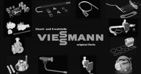 VIESSMANN 7837179 Frontblende mit Folientastatur BK