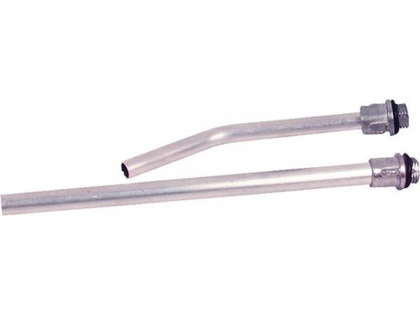 Düsenrohr zu Universalpumpe 10mm, flexibel 250mm lang