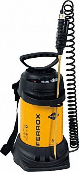 FERROX Hochdrucksprühgerät 5 Liter 6 Bar