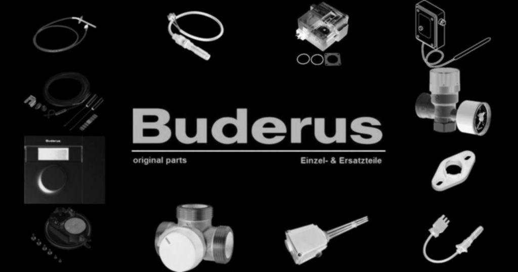 Buderus 87185427780 Anode G1 1/2x750 unisoliert D=33