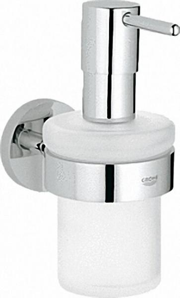 GROHE 40394001 Seifenspender 'Essentials' Wandmodell chrom , ohne Wandhalterung!!!
