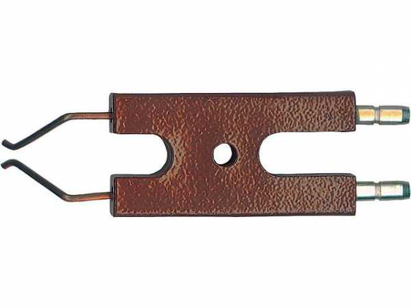 Doppelzündelektrode für Klöckner KL 4 - KL 18 172.842.7874 Ref.-Nr.: 13.011.119 ersetzt 172.842.7874