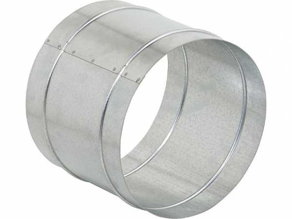 Verbindungsstück zur Schlauch- verlängerung für Warmluftschläuche Ø305mm
