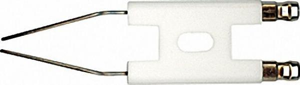 Doppelzündelektrode Meku-Standard 6,3mm 172. 836,5593