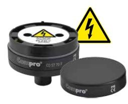 COMPRO CO ST 70 Power 230 V Power-Modul 230 V, 70 mm für Signalsäulen CO ST 70