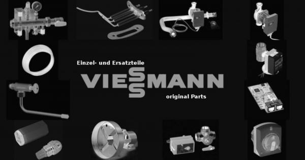 VIESSMANN 5053514 Stopfen 1'' Lochdurchmesser 6 mm