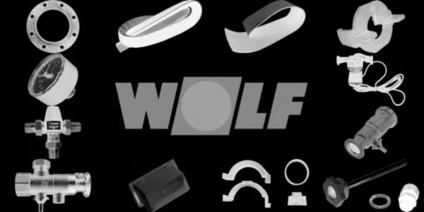 WOLF 8902266 Verkleidung komplett mit Isolierung undDesignelemente, Achat