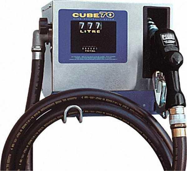 Ersatzpumpe für Cube 70 (31 080 26) Pos,5 Nr. R11527000