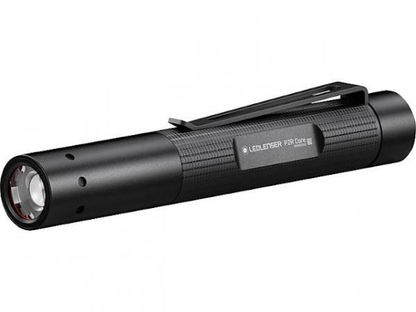 Akku-Kompakt Lampe Ledlenser P2R Core 120lm, IP54