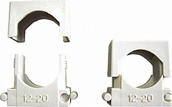 Reihen Druck-Schelle 16-26mm VPE 50 Stück